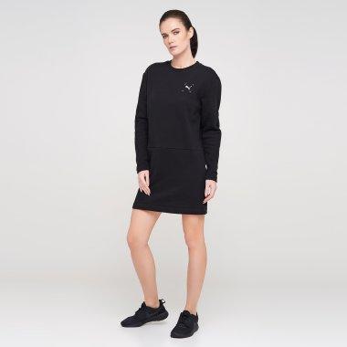 Платья puma Nu-Tility Crew Dress - 126692, фото 1 - интернет-магазин MEGASPORT