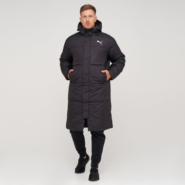 Куртки puma Ess+ Long Padded Coat - 125806, фото 1 - интернет-магазин MEGASPORT
