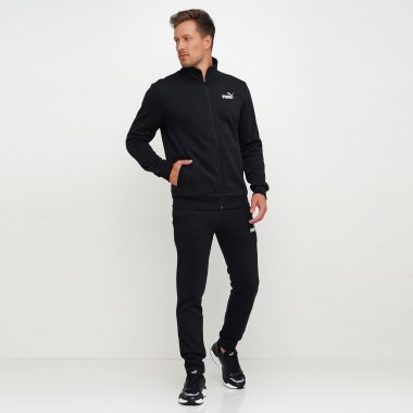 Спортивные костюмы puma Clean Sweat Suit - 125603, фото 1 - интернет-магазин MEGASPORT