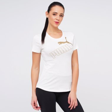 Футболки puma Amplified Graphic Tee - 126696, фото 1 - интернет-магазин MEGASPORT