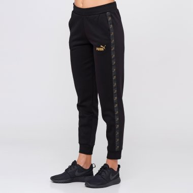 Спортивные штаны puma Amplified Pants Fl - 126699, фото 1 - интернет-магазин MEGASPORT