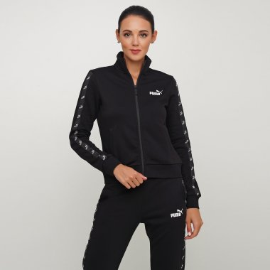 Кофти puma Amplified Track Jacket Fl - 125815, фото 1 - інтернет-магазин MEGASPORT
