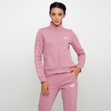 Кофти puma Amplified Track Jacket Fl - 125816, фото 1 - інтернет-магазин MEGASPORT