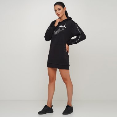 Платья и Юбки puma Amplified Hooded Dress - 125817, фото 1 - интернет-магазин MEGASPORT