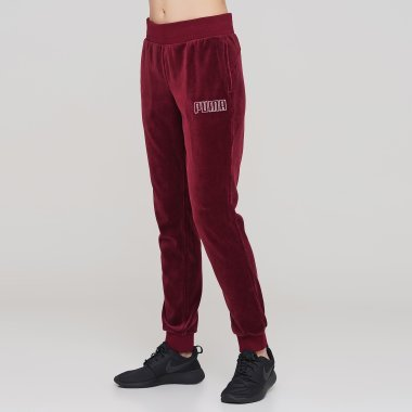 Спортивні штани puma Modern Basics Velour Pants - 126704, фото 1 - інтернет-магазин MEGASPORT
