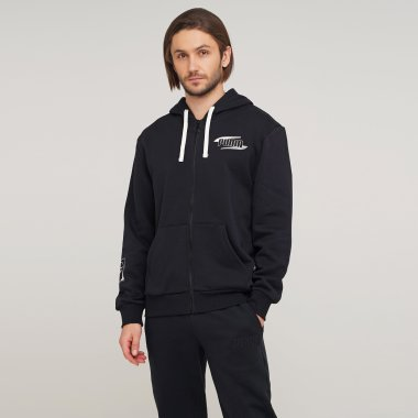 Кофты puma Rebel Fz Hoody - 126707, фото 1 - интернет-магазин MEGASPORT