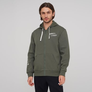 Кофты puma Rebel Fz Hoody - 126708, фото 1 - интернет-магазин MEGASPORT