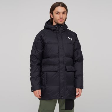 Пуховики puma Solid Down Coat - 126716, фото 1 - інтернет-магазин MEGASPORT