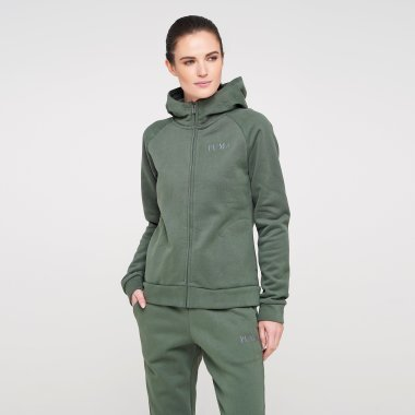 Кофти puma Athletics Fz Hoody Fl - 127179, фото 1 - інтернет-магазин MEGASPORT