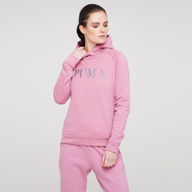 Кофти puma Athletics Hoody Fl - 127181, фото 1 - інтернет-магазин MEGASPORT