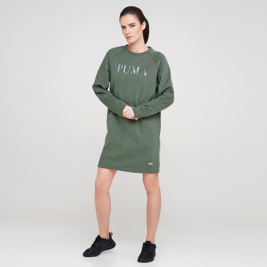 Плаття puma Athletics Dress Fl - 127182, фото 1 - інтернет-магазин MEGASPORT
