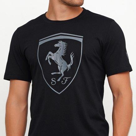 Футболка Puma Ferrari Big Shield Tee - 119669, фото 4 - інтернет-магазин MEGASPORT