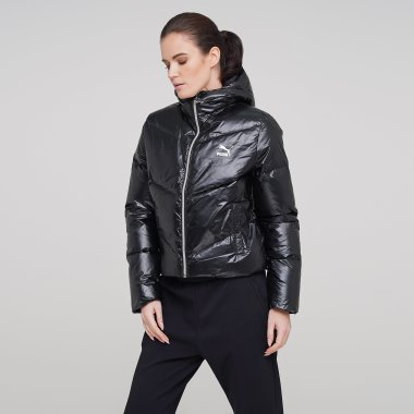 Пуховики puma Classics Shine Down Jacket - 127184, фото 1 - интернет-магазин MEGASPORT