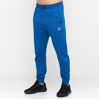 Спортивні штани puma Classics Tech Sweatpants - 125518, фото 1 - інтернет-магазин MEGASPORT