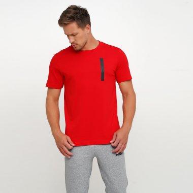 Футболки puma Ferrari Style Logo Tee - 125618, фото 1 - интернет-магазин MEGASPORT