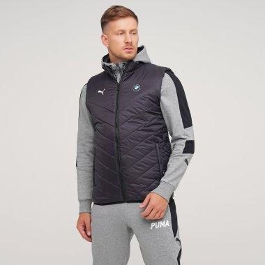 Куртки-жилети puma Bmw Mms Mcs Padded Vest - 125856, фото 1 - інтернет-магазин MEGASPORT