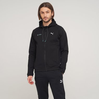 Кофты puma Mapm Sweat Jacket - 125529, фото 1 - интернет-магазин MEGASPORT