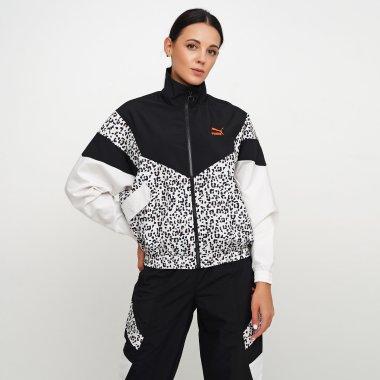 Вітровки puma Tfs Printed Track Jacket - 125866, фото 1 - інтернет-магазин MEGASPORT