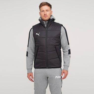 Куртки-жилети puma Liga Casual Padded Vest - 125875, фото 1 - інтернет-магазин MEGASPORT