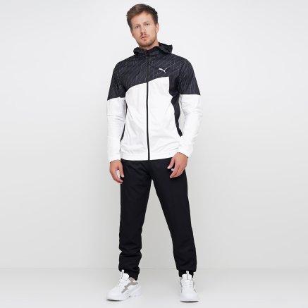 Спортивные штаны Puma Active Woven Pants - 111699, фото 2 - интернет-магазин MEGASPORT