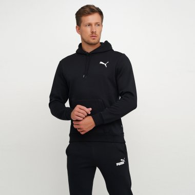 Кофты puma Essentials Fleece Hoody - 125879, фото 1 - интернет-магазин MEGASPORT