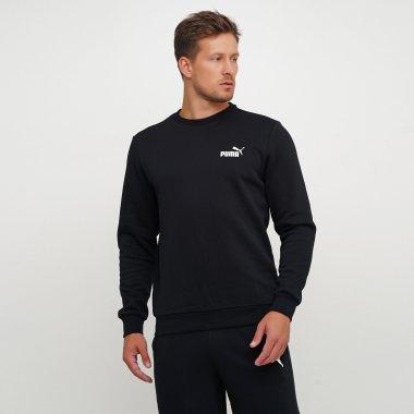 Кофты puma Essentials Fleece Crew Sweat - 111965, фото 1 - интернет-магазин MEGASPORT