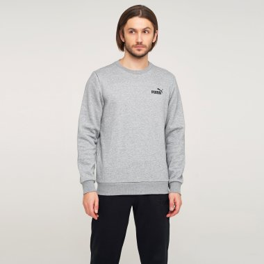 Кофты puma Essentials Fleece Crew Sweat - 125881, фото 1 - интернет-магазин MEGASPORT