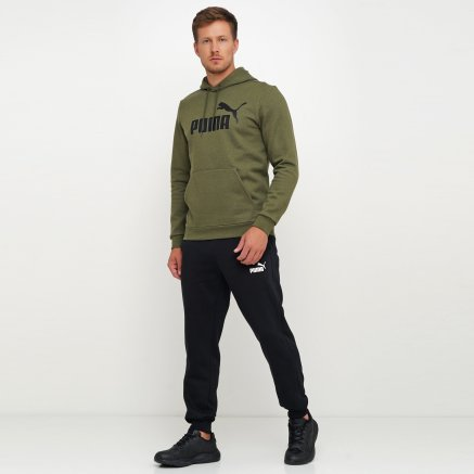 Спортивнi штани Puma Essentials Fleece Pants - 111967, фото 2 - інтернет-магазин MEGASPORT