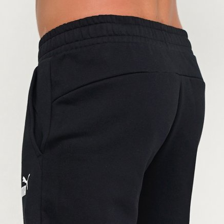 Спортивнi штани Puma Essentials Fleece Pants - 111967, фото 5 - інтернет-магазин MEGASPORT