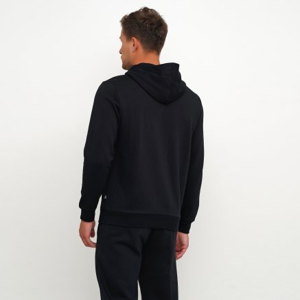 Кофта Puma Essentials Fleece Hooded Jkt - 111970, фото 3 - интернет-магазин MEGASPORT