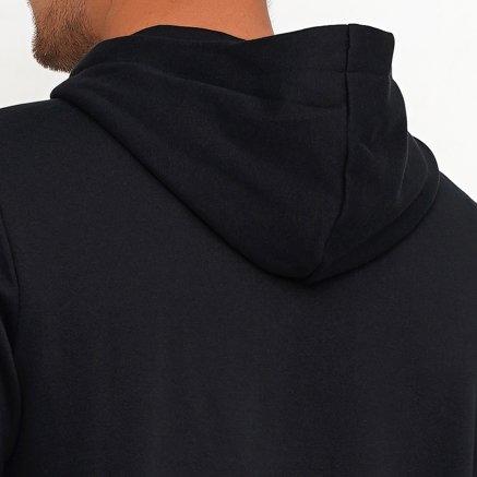 Кофта Puma Essentials Fleece Hooded Jkt - 111970, фото 5 - интернет-магазин MEGASPORT