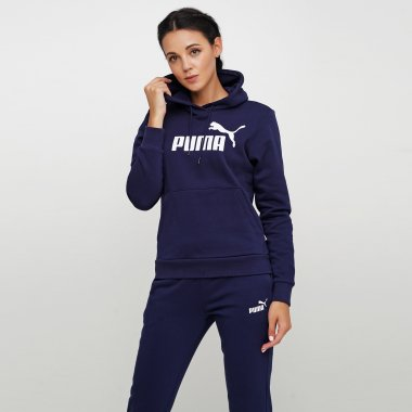 Кофты puma Essentials Fleece Hoody - 125884, фото 1 - интернет-магазин MEGASPORT