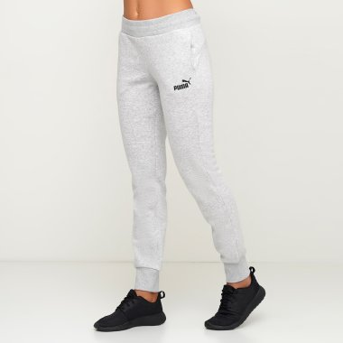 Спортивные штаны puma Essentials Fleece Pants - 111978, фото 1 - интернет-магазин MEGASPORT