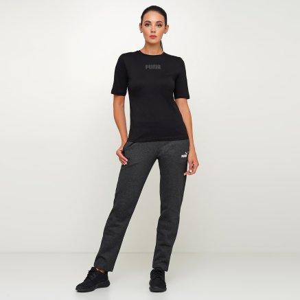 Спортивные штаны Puma Essentials Fleece Pants - 111980, фото 2 - интернет-магазин MEGASPORT