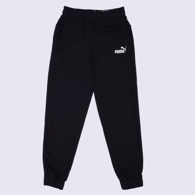 Спортивные штаны puma Ess Logo Sweat Pants Tr - 127190, фото 1 - интернет-магазин MEGASPORT