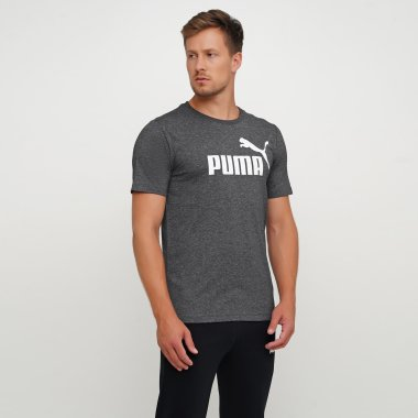 Футболки puma Essentials+ Heather Tee - 115195, фото 1 - интернет-магазин MEGASPORT