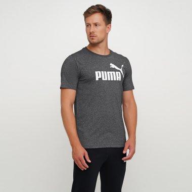 Футболки puma Essentials+ Heather Tee - 115195, фото 1 - інтернет-магазин MEGASPORT