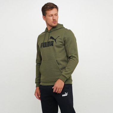 Кофти puma Essentials+ Fleece Hoody - 125892, фото 1 - інтернет-магазин MEGASPORT