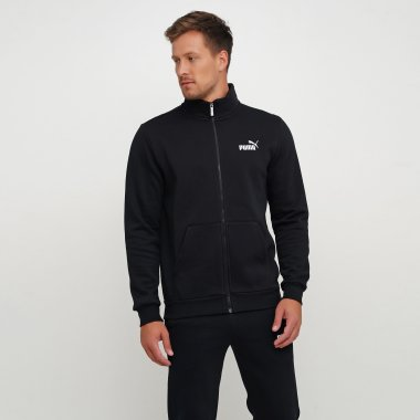 Кофты puma Essentials Fleece Track Jkt - 119704, фото 1 - интернет-магазин MEGASPORT