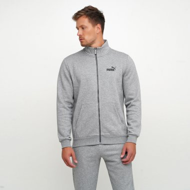 Кофти puma Essentials Fleece Track Jkt - 125894, фото 1 - інтернет-магазин MEGASPORT