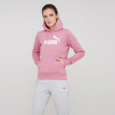 Кофти puma Essentials Fleece Hoody - 127193, фото 1 - інтернет-магазин MEGASPORT