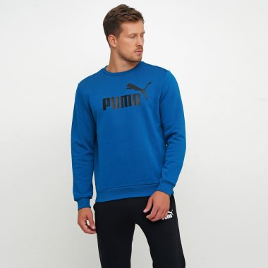 Кофти puma Essentials Fleece Sweat - 125897, фото 1 - інтернет-магазин MEGASPORT