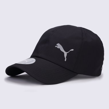 Кепки и Панамы puma Poly Cotton Cap - 123342, фото 1 - интернет-магазин MEGASPORT