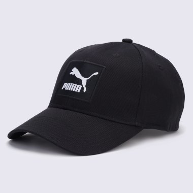 Кепки и Панамы puma Archive Logo Label Cap - 123096, фото 1 - интернет-магазин MEGASPORT