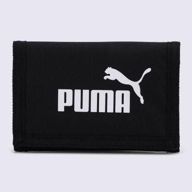 Кошелек и Ремень puma Phase Wallet - 134981, фото 1 - интернет-магазин MEGASPORT