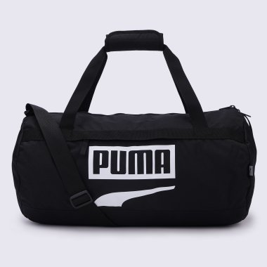 Сумки puma Plus Sports Bag Ii - 128507, фото 1 - интернет-магазин MEGASPORT