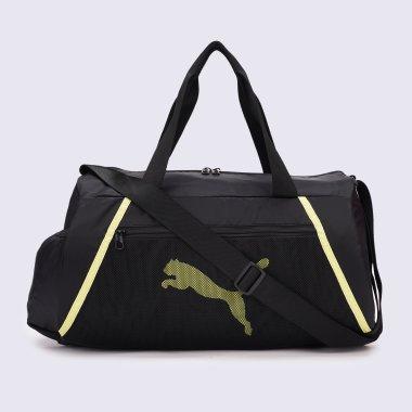Сумки puma AT ESS Barrel Bag - 128514, фото 1 - інтернет-магазин MEGASPORT