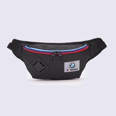 Сумки puma Bmw M Motorsport Waist Bag - 128521, фото 1 - інтернет-магазин MEGASPORT