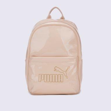 Рюкзаки puma Core Up Backpack - 128522, фото 1 - интернет-магазин MEGASPORT