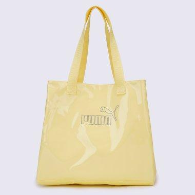 Сумки puma Core Up Large Shopper - 128525, фото 1 - інтернет-магазин MEGASPORT